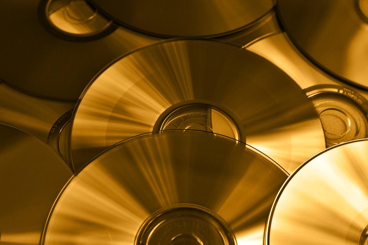 Jak odzyskać dane z płyt cd lub dvd?